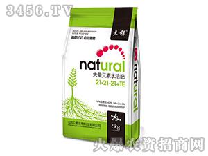 大量元素水溶肥料21-21-21+TE-三稞-公略生物