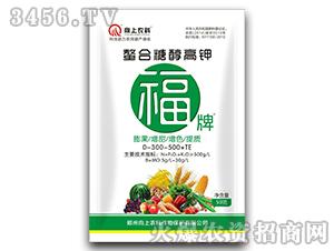 螯合糖醇高钾0-300-500+TE-福牌-向上农科