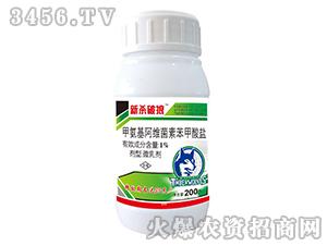 1%甲氨基阿维菌素苯甲酸盐微乳剂-新杀破狼-安徽喜佳农