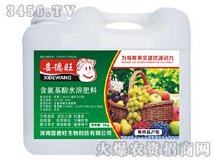 果树高产型含氨基酸水溶肥料-喜德旺