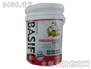 含氨基酸水溶肥料-深海鳖合菌体蛋白液肥-巴斯福