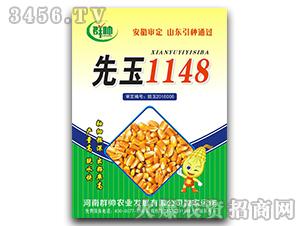 先玉1148-玉米种子-群帅