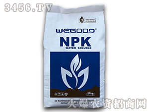 25kg大量元素水溶肥10-30-20+TE-万瑞谷德