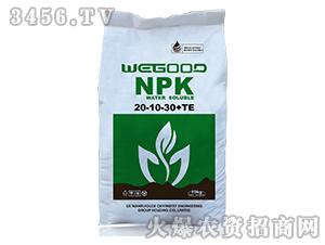 10kg大量元素水溶肥20-10-30+TE-万瑞谷德