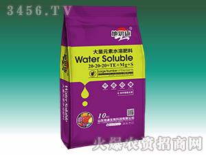 10kg大量元素水溶肥料20-20-20+TE+Mg+S-地思康-凯特肥业