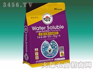 大量元素水溶肥料14-6-40+TE+Mg+S-地思康-凯特肥业