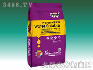 10kg大量元素水溶肥料14-6-40+TE+Mg+S-地思康-凯特肥业