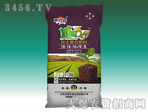 松土复合肥料18-18-18+TE-地康365-凯特肥业