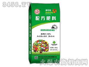 配方肥料28-6-6-中农天马