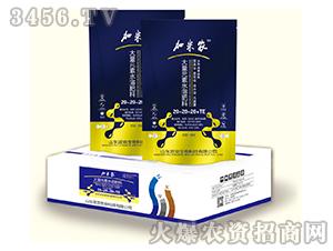 大量元素水溶肥20-20-20+TE-加米农-山东派克