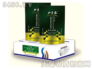 大量元素水溶肥12-6-42+TE-加米农-山东派克