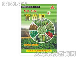 微量元素快速补充剂-育苗肥-金三农