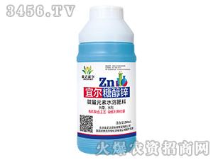200ml微量元素水溶肥料-宜尔糖醇锌-金正达农