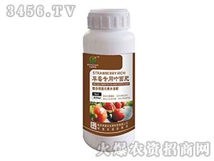 草莓专用叶面肥-拜奥农生物