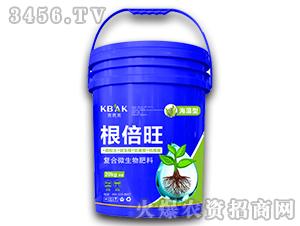 20kg复合微生物肥料-根倍旺-克芭克