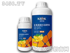 香蕉专用含氨基酸水溶肥料-克芭克-瑞田丰
