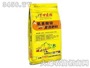 氨基酸铵复混肥料(40kg)-百世宏福