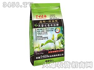 大量元素水溶肥12-20-20+TE-庄稼-白蓝根-百世宏福