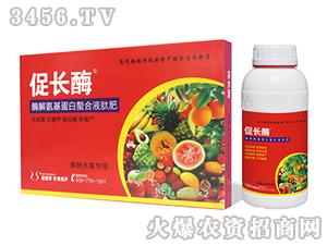 果树水果专用酶解氨基蛋白螯合液肽肥-促长酶-盛四季