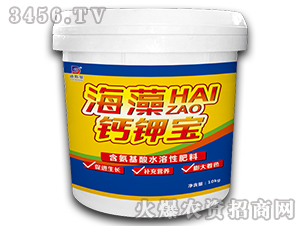 含氨基酸水溶肥料-海藻钙钾宝-迪斯曼