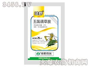 10%五氟磺草胺可分散油悬浮剂-陆野