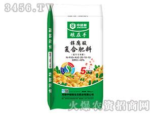 花生专用锌腐酸复合肥料20-10-10-粮在手-中储粮