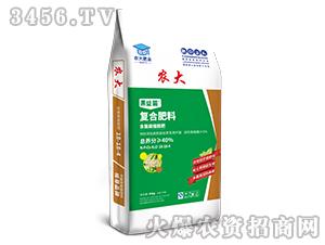 含菌腐植酸肥-黑益菌-农大肥业