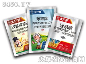 小麦田除草剂3组合-大户梦-尚禾沃达