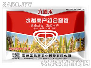 水稻高产组合套餐-六道禾-雷恩斯