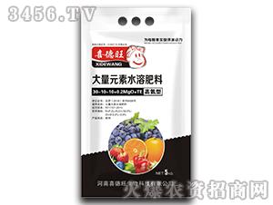 高氮型大量元素水溶肥料30-10-10+0.2MgO+TE-喜德旺