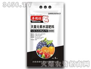 高磷型大量元素水溶肥料5-52-5+0.2MgO+TE-喜德旺