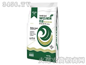 优益+高磷大量元素水溶肥料10-52-10+TE-沃积-傲松农业