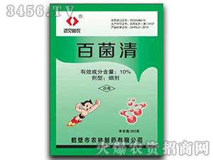 10%百菌清烟剂(无木粉)-远见助农-农林制药