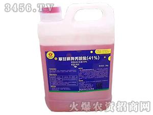 41%草甘膦异丙胺盐水剂(5kg)-农林制药
