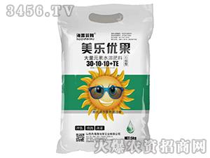 大量元素水溶肥料30-10-10+TE-美乐优果-海普菲姆