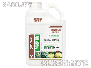 有机水溶肥料(瓜类专用)-金根源-隆多生物
