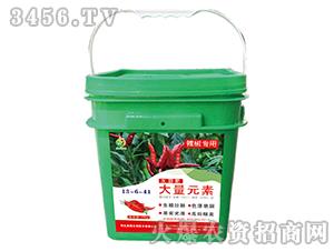 大量元素水溶肥13-6-40(辣椒专用)-奥绿丰-奥绿生物