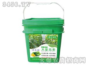 大量元素水溶肥13-6-41(黄瓜专用)-奥绿丰-奥绿生物
