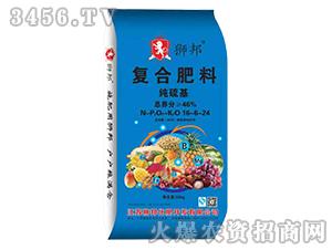 纯硫基复合肥料16-6-24-狮邦