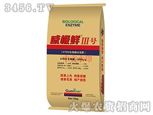 KTEM生物酶水溶肥-威极鲜III-昆腾农业