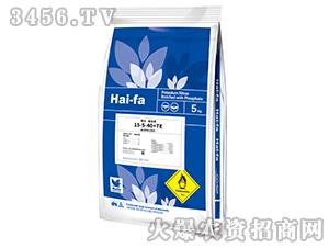高浓度水溶肥料15-5-40+TE-haifa品牌