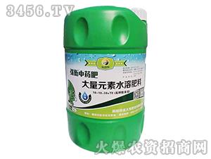 高钾膨果型大量元素水溶肥料-张衡中药肥-金大地