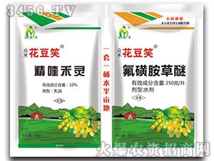 花生大豆专用除草剂-花豆笑-众禾丰