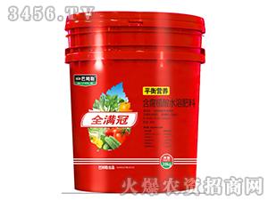 平衡营养含腐植酸水溶肥