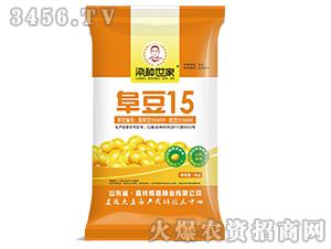 阜豆15-大豆种子-粱种世家