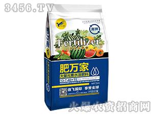 高钾大量元素水溶肥料13-7-40+TE-肥万家-信飞农业