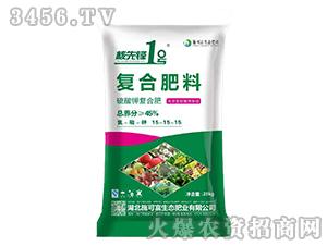 硫酸钾复合肥15-15-15-核先锋1号-施可富