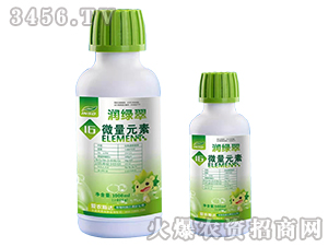 16微量元素海藻液肥-润绿翠-爱农斯达