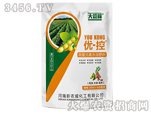 微量元素水溶肥料(花生大豆花卉)-优-控-大管稼-新农威