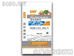 40kg微生物菌剂-鑫三丰-三丰生物肥